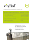 CityPod - Commercial Composter Datasheet