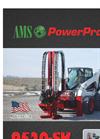 AMS PowerProbe - Model 9520-SK - Skid Loader - Brochure
