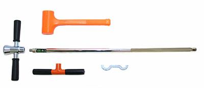 AMS - Hammer Head Soil Probe Kit