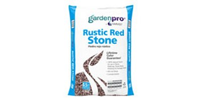 Rustic Red Colored Mulch
