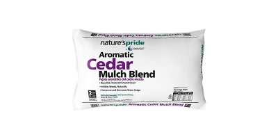 Model 2CF - Aromatic Cedar Mulch Blend