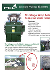 PEL 200tr / 700tr  / 1500tr Silage Wrap Baler Brochure