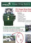 PEL Silage Wrap Baler Brochure