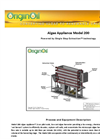 OriginOil_Algae_Appliance_Model_200_Data_Sheet