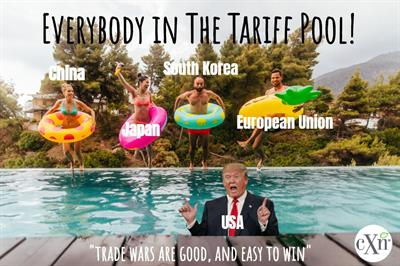 Everybody in the Tariff Pool!