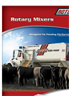 Model 540-14 - Commercial Feed Mixers Brochure