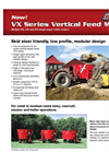 Model 315, 415 and 515 - Single Auger Trailer Mixers Brochure