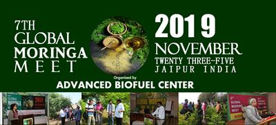 Global Moringa Meet 2019:Three days with Moringa . An Actionable Experience