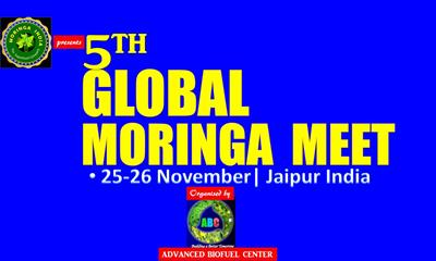 5th Global Moringa Meet 2017