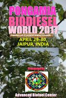 Global Pongamia Biodiesel World 2017