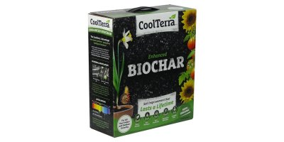 Cool Terra - Soil Amendment Biochar Box