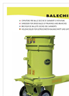 Mountainpress - Model 550 MP TPL - Tractor Drawn Mini Round Baler - Brochure