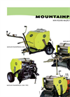 Mountainpress - Model MP 550 - Mini Round Baler Brochure