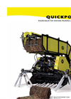 Quickpower - Model 1230 - Round Balers Brochure