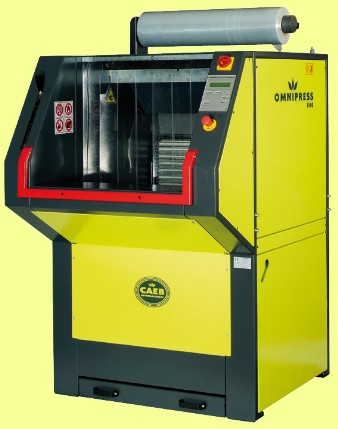CAEB - Model MP  550 Series - Mini Compact Round Baler