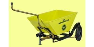 MINICARGO - Model MCM - Transport Trailers