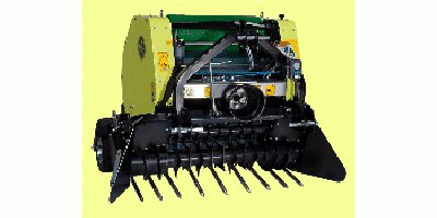 Quickpower - Model 1230 - Round Balers