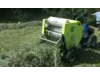 Mountainpress - Model MP 550 - Mini Round Baler Video