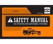 Updated AEM Grader Safety Manual Now Available