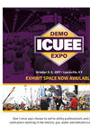 The International Construction and Utility Equipment Exposition (ICUEE)- Brochure