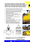 Model 11.0007 - Motor Sugar Cane Grabs Brochure