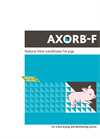 AXORB - Model F - Animal Bedding Conditioners- Brochure