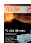 Volkan - Model 1500 - Large Capacity Animal Carcass Incinerator– Brochure