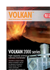 Volkan - 2000 Series - High-Capacity Animal Carcass Pig Incinerator Datasheet