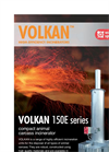 Volkan - 150 Series - Compact Animal Carcass Incinerator Datasheet