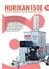 HURIKAN - Model 150 - Advanced Mobile Animal Carcass Incinerator Brochure