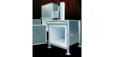 Volkan - Model 300 Series - Medium Capacity Incinerator