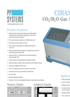 CIRAS Model 3 SC CO2/H2O Gas Analyzer Datasheet