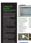 UniSpec Model DC Spectral Analysis System Datasheet