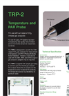 TRP-2 Temperature and PAR Probe Datasheet