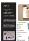 Model OP-2 Oxygen Probe Datasheet