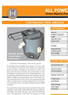 ALL Power Labs - Continuous Feed Hopper with Airlock System - Brochure