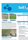 Clearflow - Soil Lynx Granular Powders - Brochure