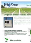 WiSense - Irrigation Monitoring & Control Systems – Brochure