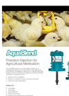 AquaBlend - Water Driven Injectors Brochure