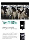 TeatBrite - Dispensers Brochure
