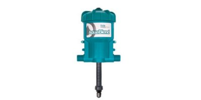 AquaBlend - Water Driven Injectors