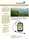 Multi Ion Sensors Leaflet