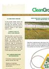 CleanGrow Company Brochure