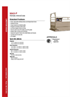 Model MAS-P - Portable Group Livestock Scale Brochure