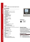 Model 920i - Livestock Weigh Center Brochure
