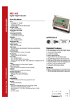 Model 482-AG - Livestock Digital Weight Indicator Brochure