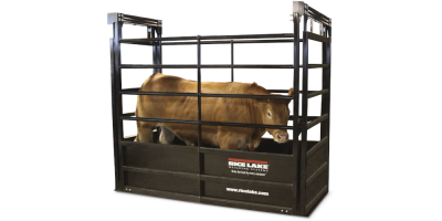 RoughDeck - Model SLV - Floor Livestock Scales