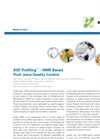 SGF Profiling™ – NMR Based Fruit Juice Quality Control