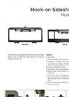 BOLZONI - Model HN - Hook-on Sideshifters - Brochure