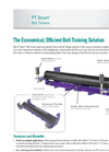 Flexco - Model PT Smart - Belt Trainer - Brochure